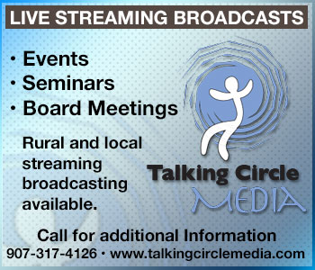 Talking Circle Media Ad